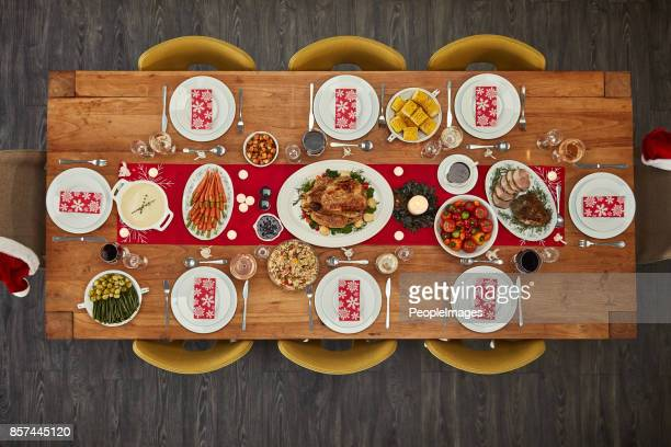 if there's food, i'll be there - dinner table stock photos and pictures