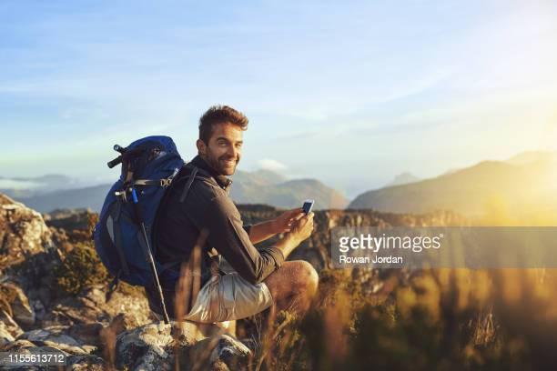if you can, go hiking - wilderness stock pictures, royalty-free photos & images