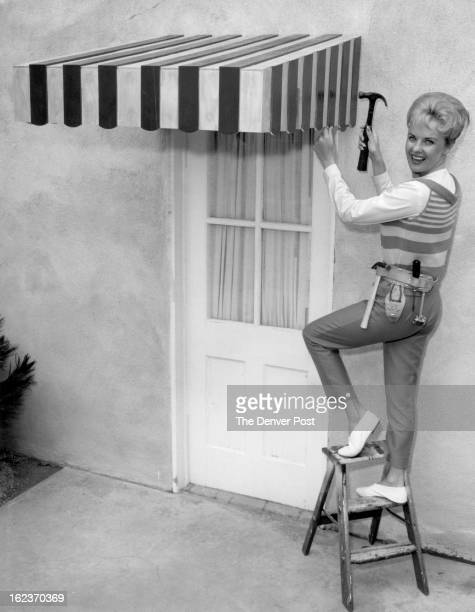 JUL 7 1963 If you house is hot these days try adding awnings for comfort conditioning With the aid of an Ellingson pattern awnings to fit any size...