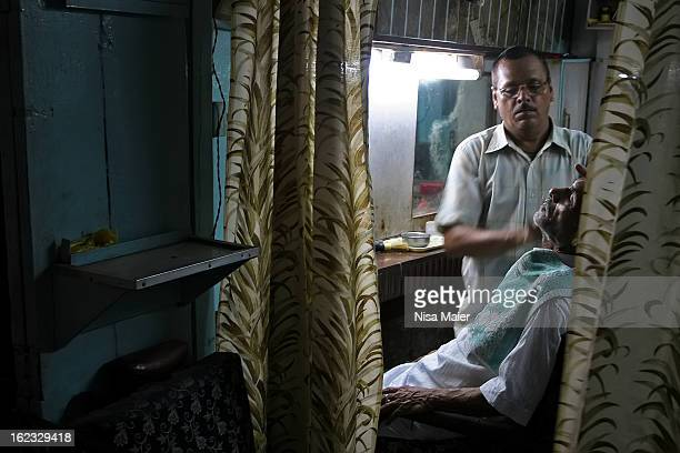 If you're travelling through India, you'll notice that the hairdressers you'll pass along the streets are barbers for men only. Many barbers still...