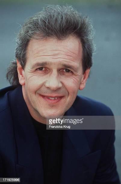 Fritz Egner Bei Sat 1 Pk Porträt .