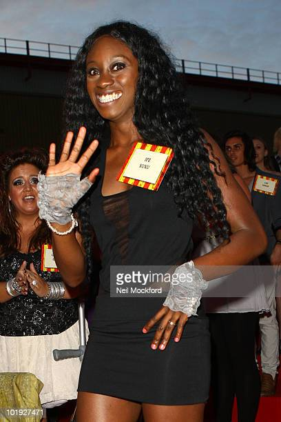 Ife Kuku enters the Big Brother House on June 9 2010 in Borehamwood England Tonight's show sees the start of the 11th and final series of the channel...