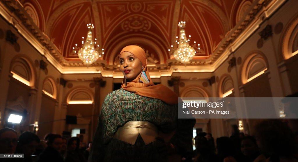 A Girl from Mogadishu filming - Dublin : News Photo