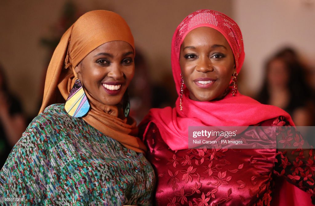 A Girl from Mogadishu filming - Dublin : News Photo