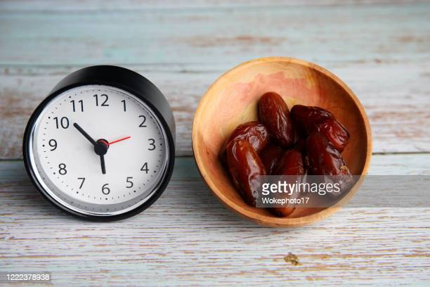 iftar time - fasting activity stock pictures, royalty-free photos & images