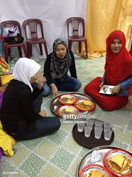 Iftar with my Muslim Sisters
