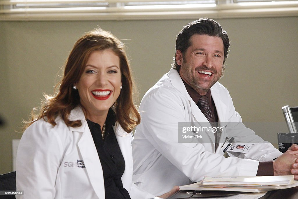 "ABC's ""Grey's Anatomy"" - Season Eight : News Photo"