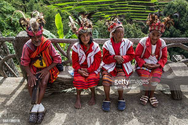 Ifugao Indigenous Tribe Philippines The Ifugao are best known for their unique rice terrace building techniques Ifugao means earth people It can also...