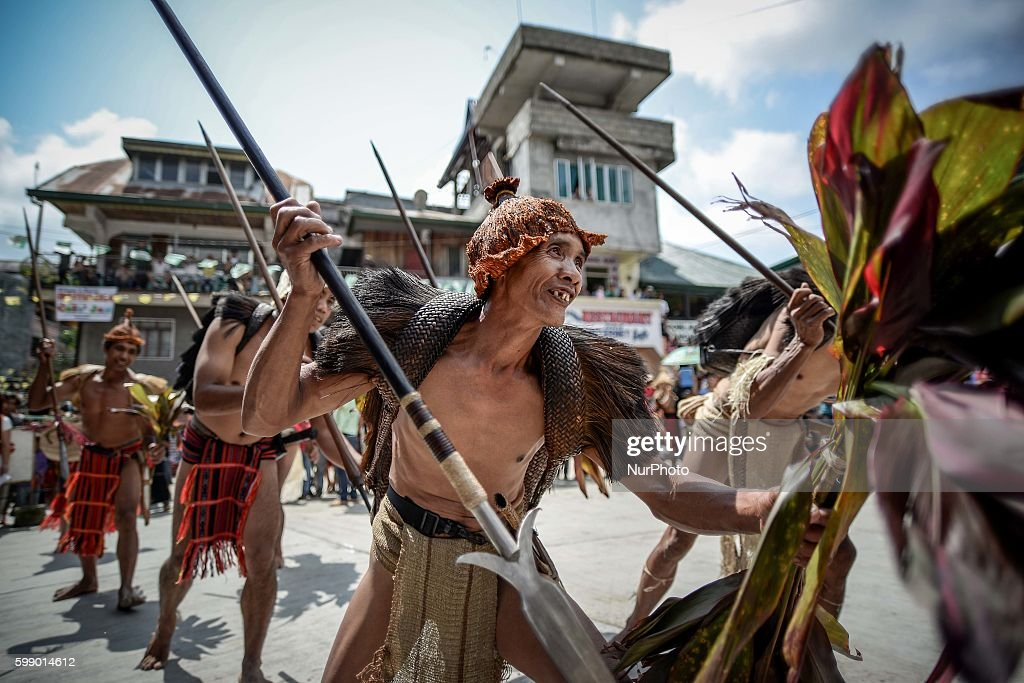 Imbayah Festival in the Philippines : News Photo