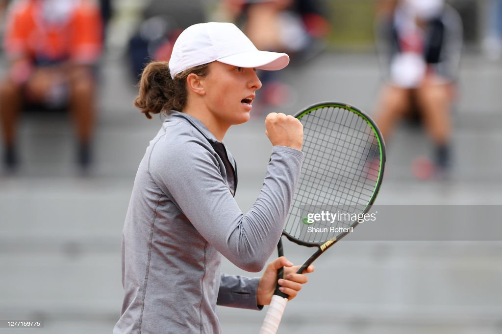 2020 French Open - Day Two : News Photo
