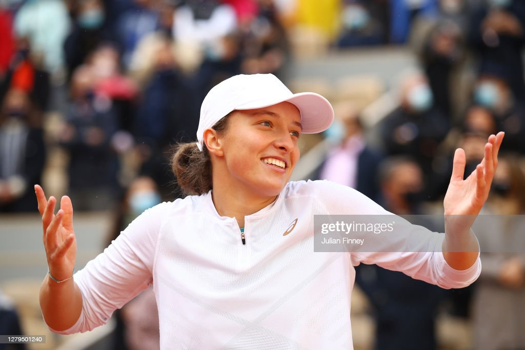 2020 French Open - Day Fourteen : Nachrichtenfoto
