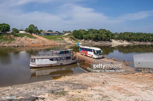 Igapo Acu Ferry
