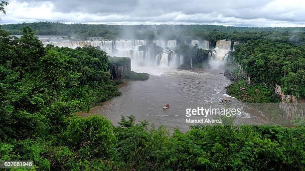 Igauzu Falls in Argentina.