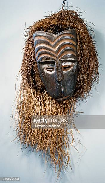 Igbo Tribe Dance Mask for Yam Cult
