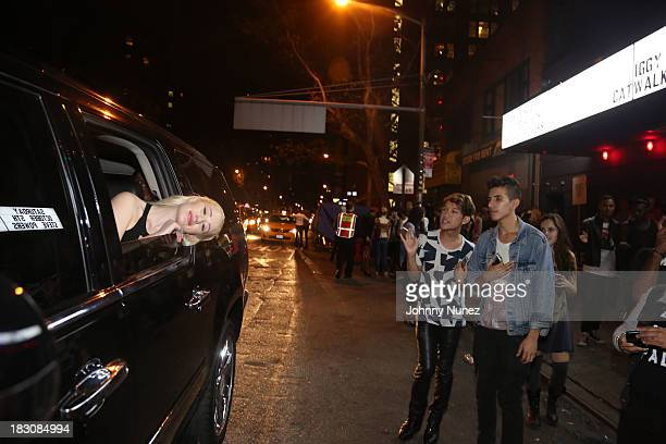 Iggy Azalea attends 'Change Your Life' EP Release Celebration And Performance at Marquee on October 3 2013 in New York City