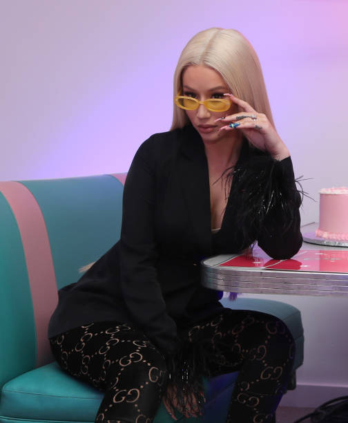 """CA: Iggy Azalea """"In My Defense"""" Pop Up Shop And Autograph Signing"""