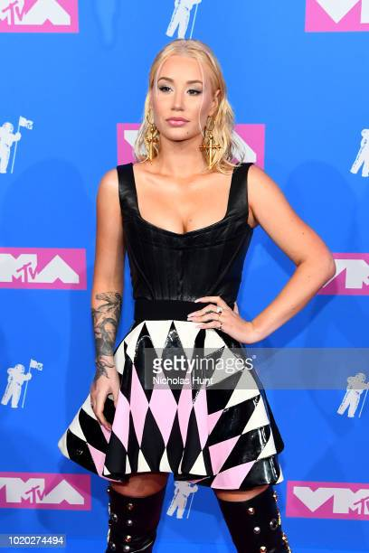 Iggy Azalea attends the 2018 MTV Video Music Awards at Radio City Music Hall on August 20 2018 in New York City