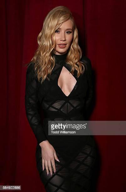 Iggy Azalea attends the Maxim Hot 100 Party at Hollywood Palladium on July 30 2016 in Los Angeles California