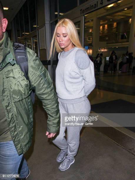 Celebrity Sightings In Los Angeles January 27 2018 Premium