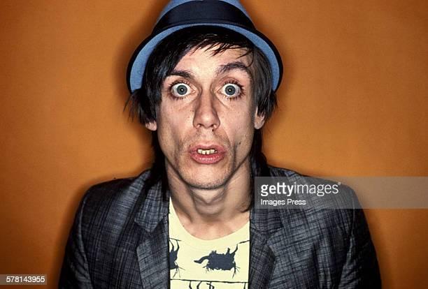 Iggy Pop circa 1979 in New York City