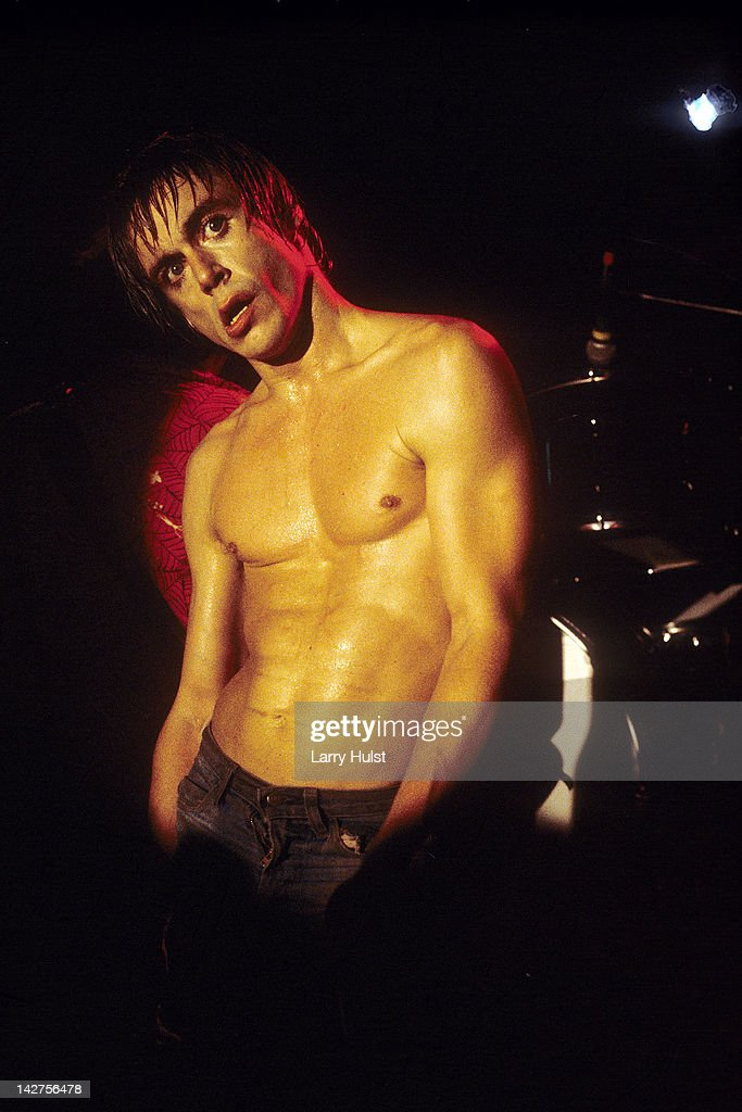 Iggy Pop Live : Photo d'actualité