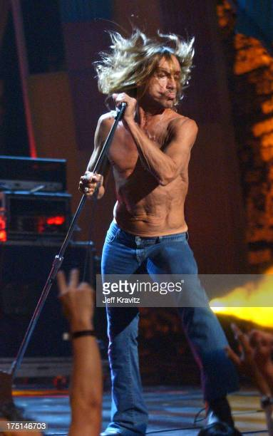 Iggy Pop performs 'Little Know It All' with Sum 41