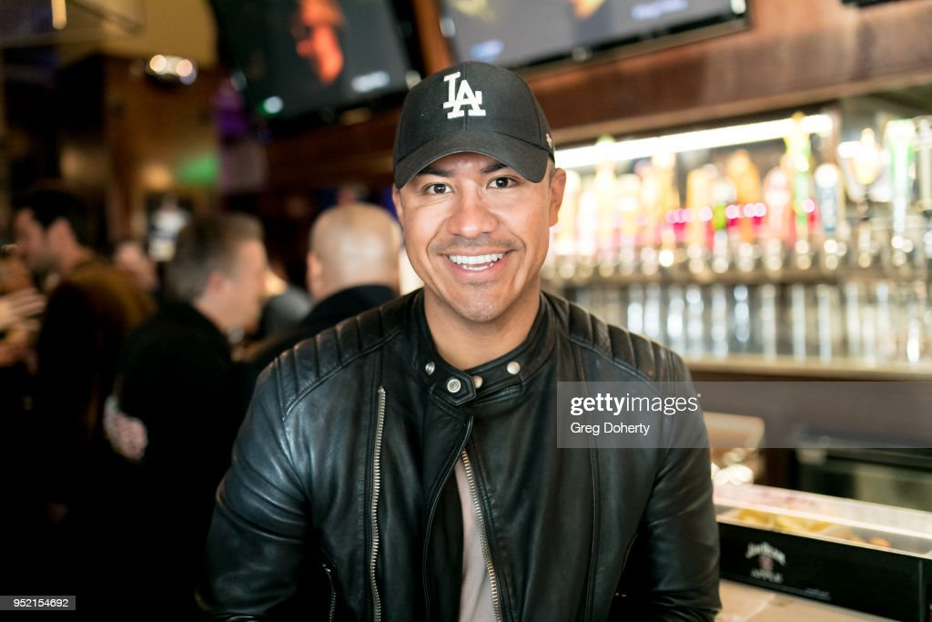 Iggy Rodriguez attends The Bay's Pre-Emmy Red Carpet Celebration at 33 Taps Hollywood on April 26, 2018 in Los Angeles, California.
