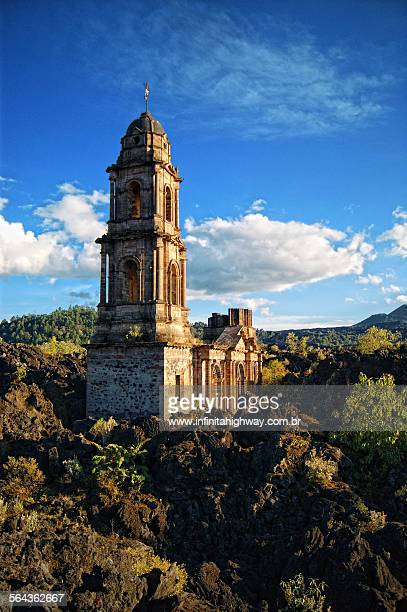 Iglesia de San Juan de Paricutin
