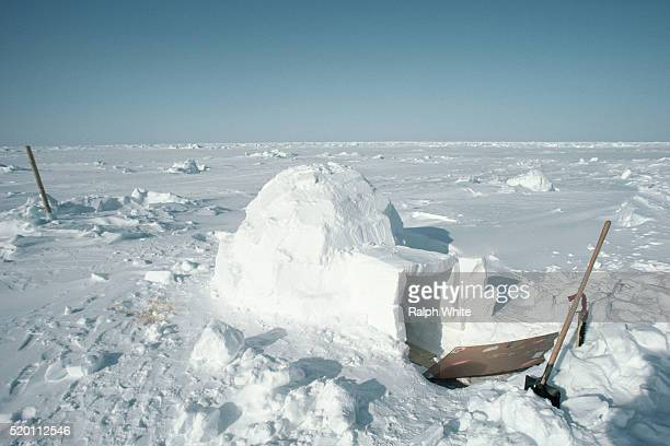 igloo outhouse - igloo stock pictures, royalty-free photos & images