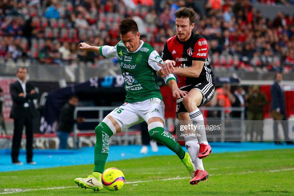 Atlas v Leon - Torneo Clausura 2018 Liga MX