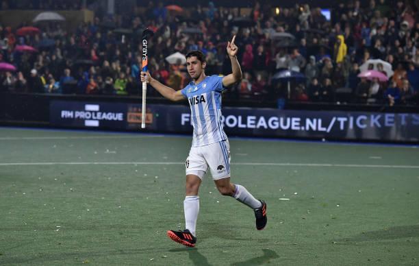 NLD: Netherlands v Argentina - Men's FIH Field Hockey Pro League
