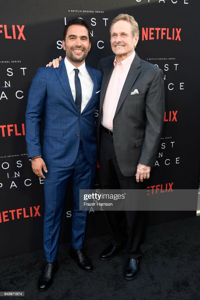 Premiere Of Netflix's 'Lost In Space' Season 1 - Arrivals : News Photo