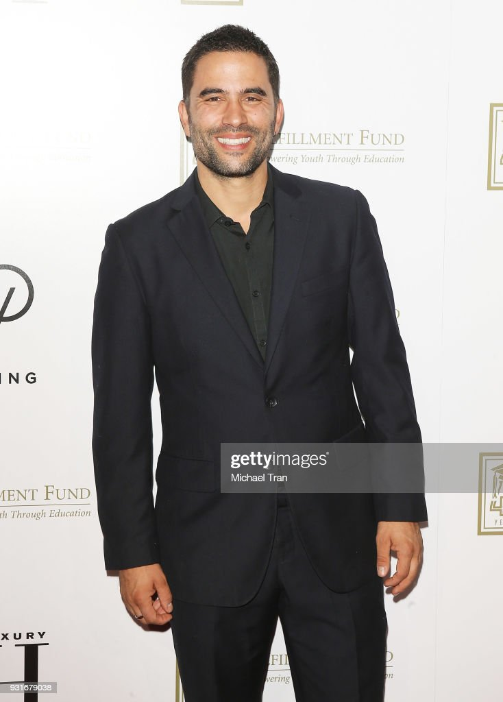 Ignacio Serricchio attends A Legacy of Changing Lives presented by The Fulfillment Fund held at The Ray Dolby Ballroom at Hollywood & Highland Center on March 13, 2018 in Hollywood, California.