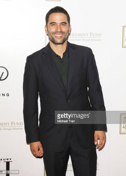 Ignacio Serricchio attends A Legacy of Changing Lives presented by The Fulfillment Fund held at The Ray Dolby Ballroom at Hollywood Highland Center...