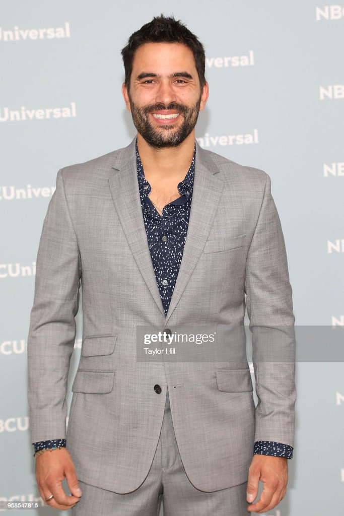Ignacio Serricchio attends the 2018 NBCUniversal Upfront Presentation at Rockefeller Center on May 14, 2018 in New York City.