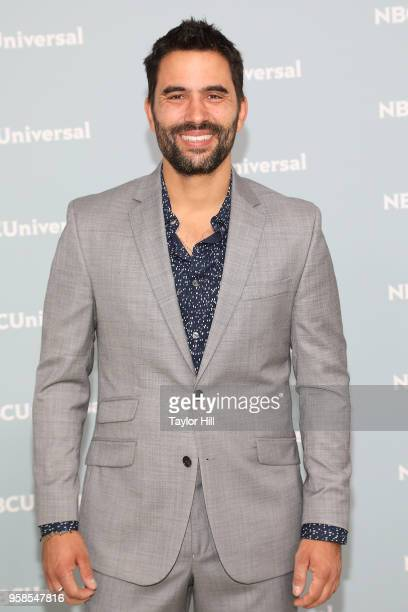 Ignacio Serricchio attends the 2018 NBCUniversal Upfront Presentation at Rockefeller Center on May 14 2018 in New York City
