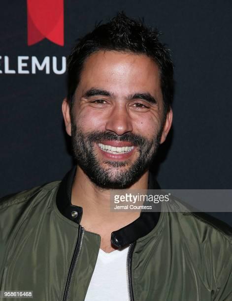 Ignacio Serricchio attends the 2018 Telemundo Upfront at the Park Avenue Armory on May 14 2018 in New York City