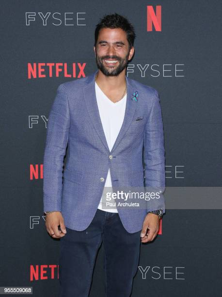 Ignacio Serricchio attends the Netflix FYSEE KickOff at Netflix FYSEE At Raleigh Studios on May 6 2018 in Los Angeles California