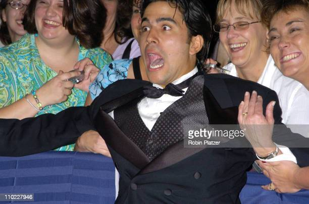 Ignacio Serricchio during 32nd Annual Daytime Emmy Awards Outside Arrivals at Radio City Music Hall in New York City New York United States
