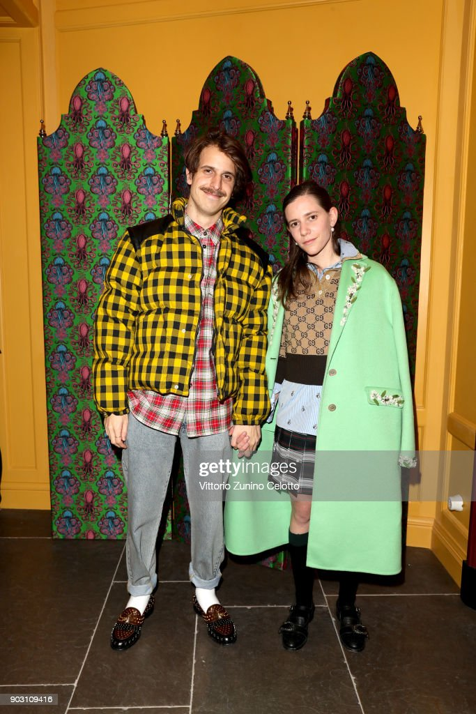 Gucci Garden Opening : News Photo