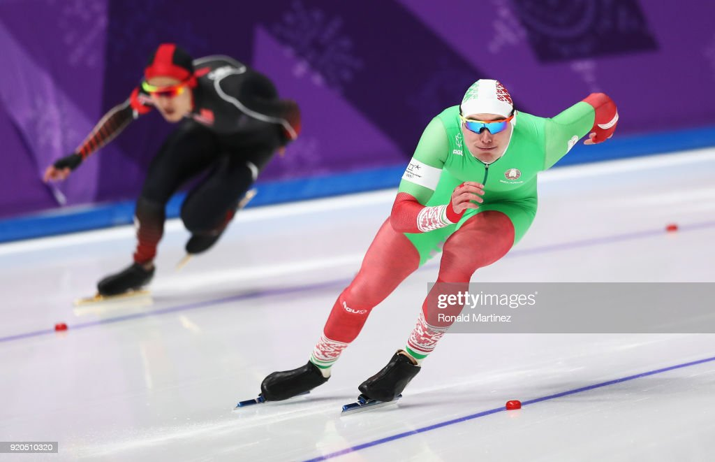 Speed Skating - Winter Olympics Day 10 : News Photo