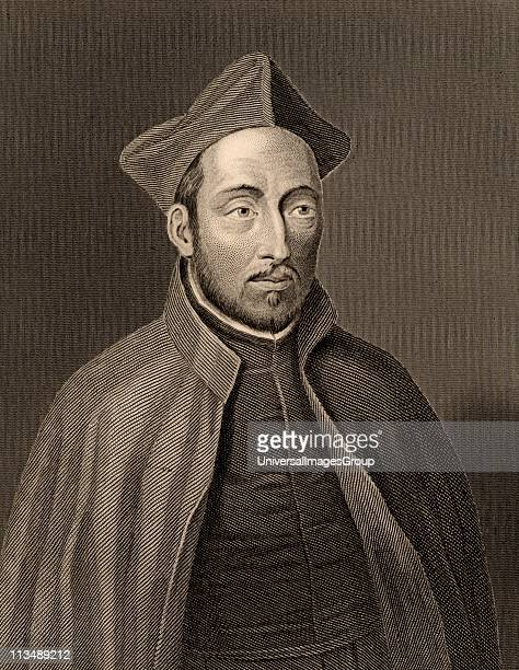Ignatius Loyola, born Inigo Lopez de Recalde Spanish soldier and, with St Francis Xavier in 1534, one of the founders of the Society of Jesus, the...