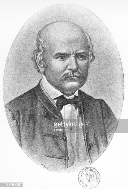 Ignaz Philipp Semmelweis, Hungarian obstetrician, who has distinguished himself through his work on hygiene in medicine.