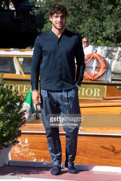 Ignazio Moser at the 76 Venice International Film Festival 2019 Venice September 3rd 2019