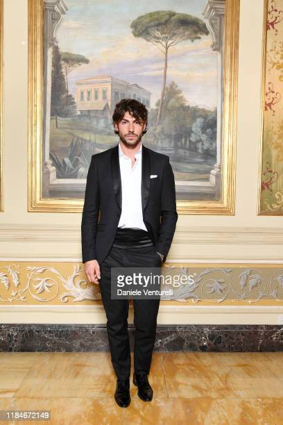 Ignazio Moser attends the Telethon dinner during the 14th Rome Film Festival on October 22 2019 in Rome Italy