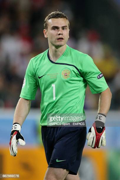 Igor Akinfeev Russia goalkeeper