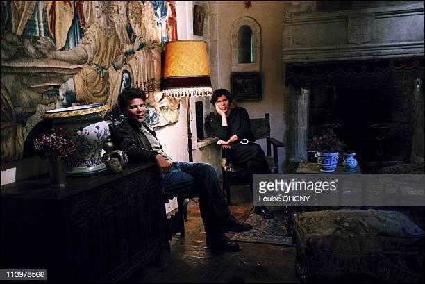 Igor and Grichka Bogdanoff In France