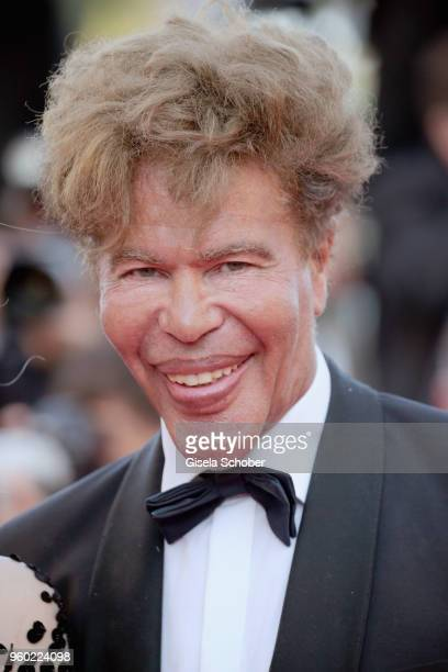 Igor Bogdanoff attend the screening of The Man Who Killed Don Quixote and the Closing Ceremony during the 71st annual Cannes Film Festival at Palais...