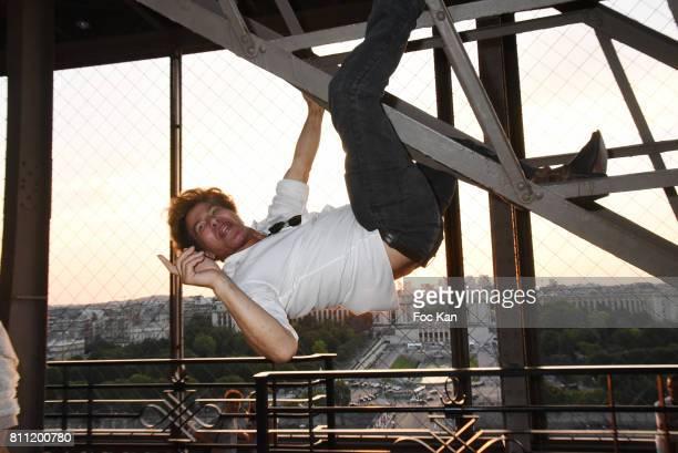 "Igor Bogdanov attends the ""Paris Appreciation Awards 2017"" At The Eiffel Tower on July 8, 2017 in Paris, France."