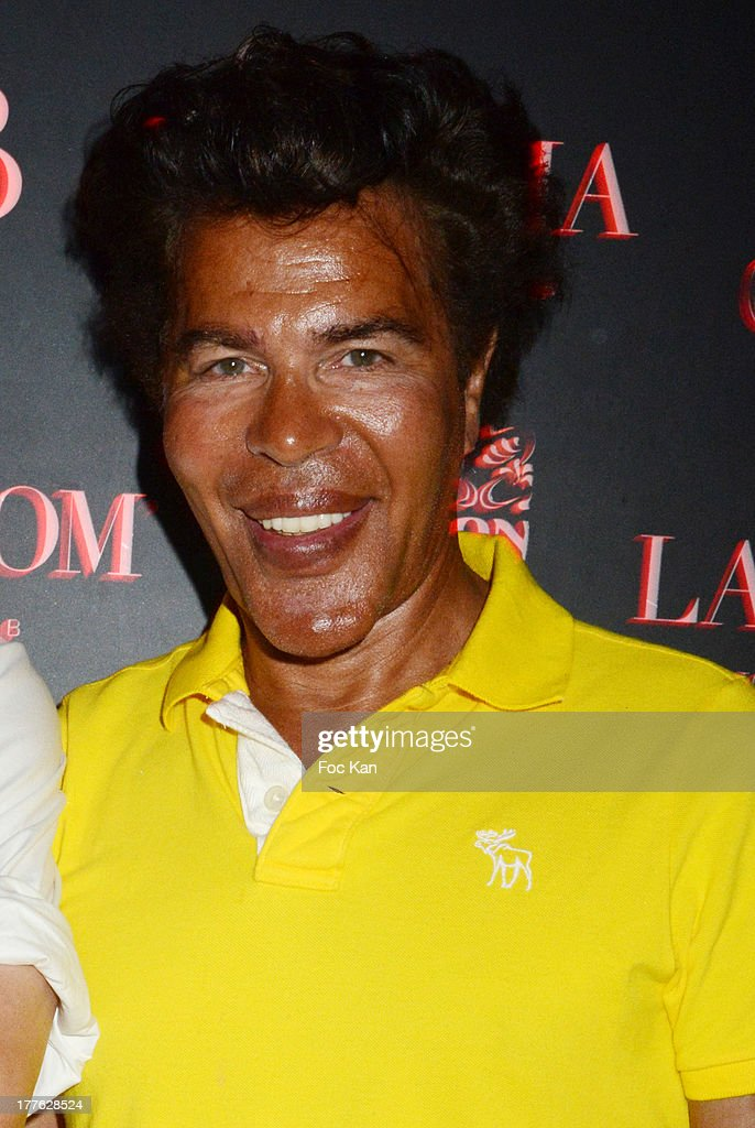 Igor Bogdanov attends the VIP Room on August 24, 2013 in Saint Tropez, France.